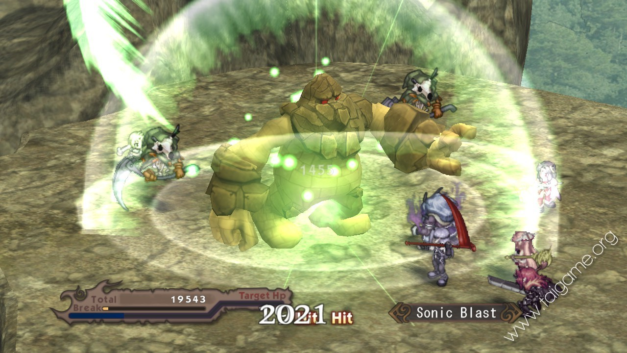 Agarest: Generations of War (Record of Agarest War ...