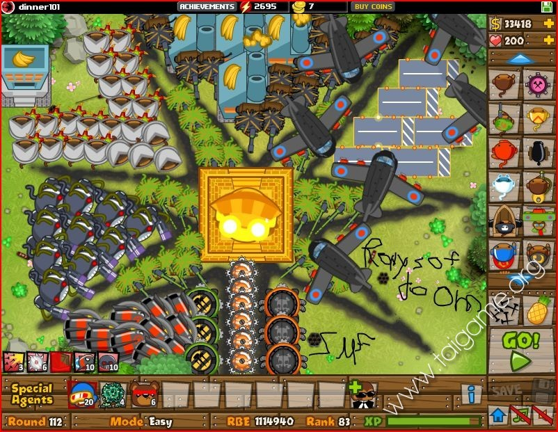 bloons tower defense 5 deluxe free download mac