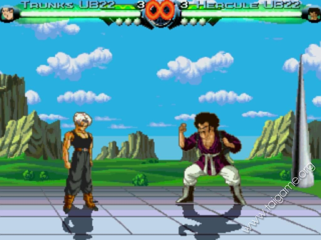 Dragon Ball Z MUGEN Edition 2008 - Download Free Full Games