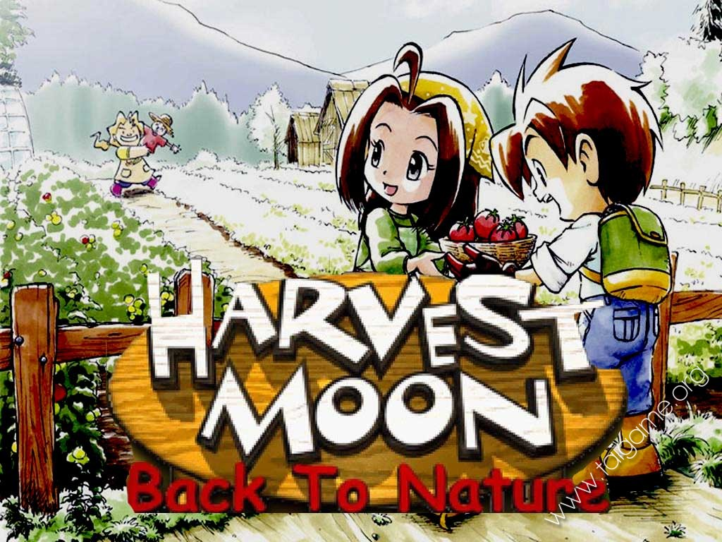 Harvest Moon: Back to Nature (Người làm vườn: Trở về với thiên nhiên