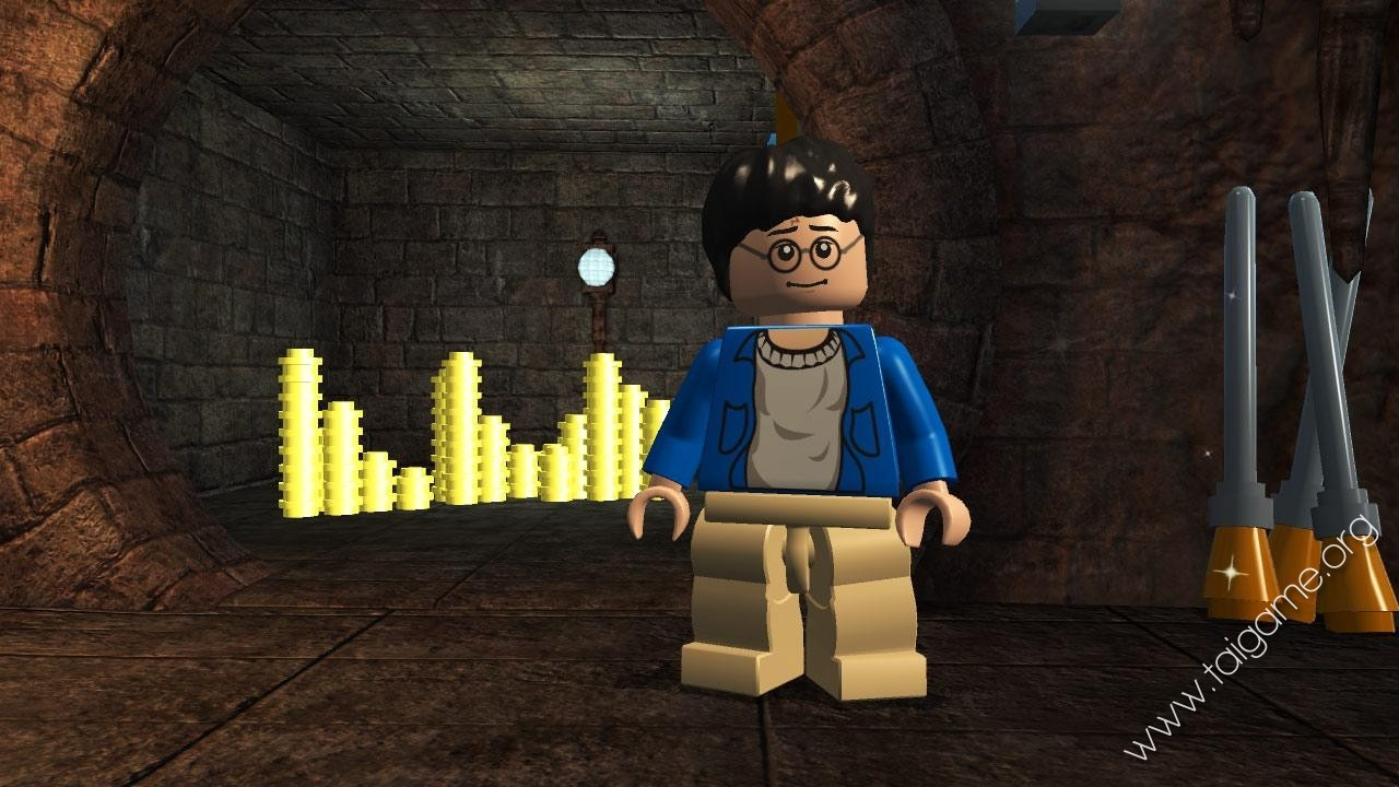 LEGO Harry Potter Years 1 4 Harry Potter Gach