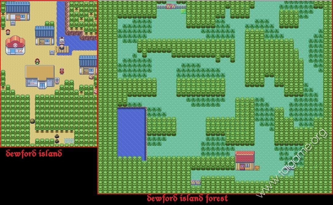 Pokemon Emerald - Down...