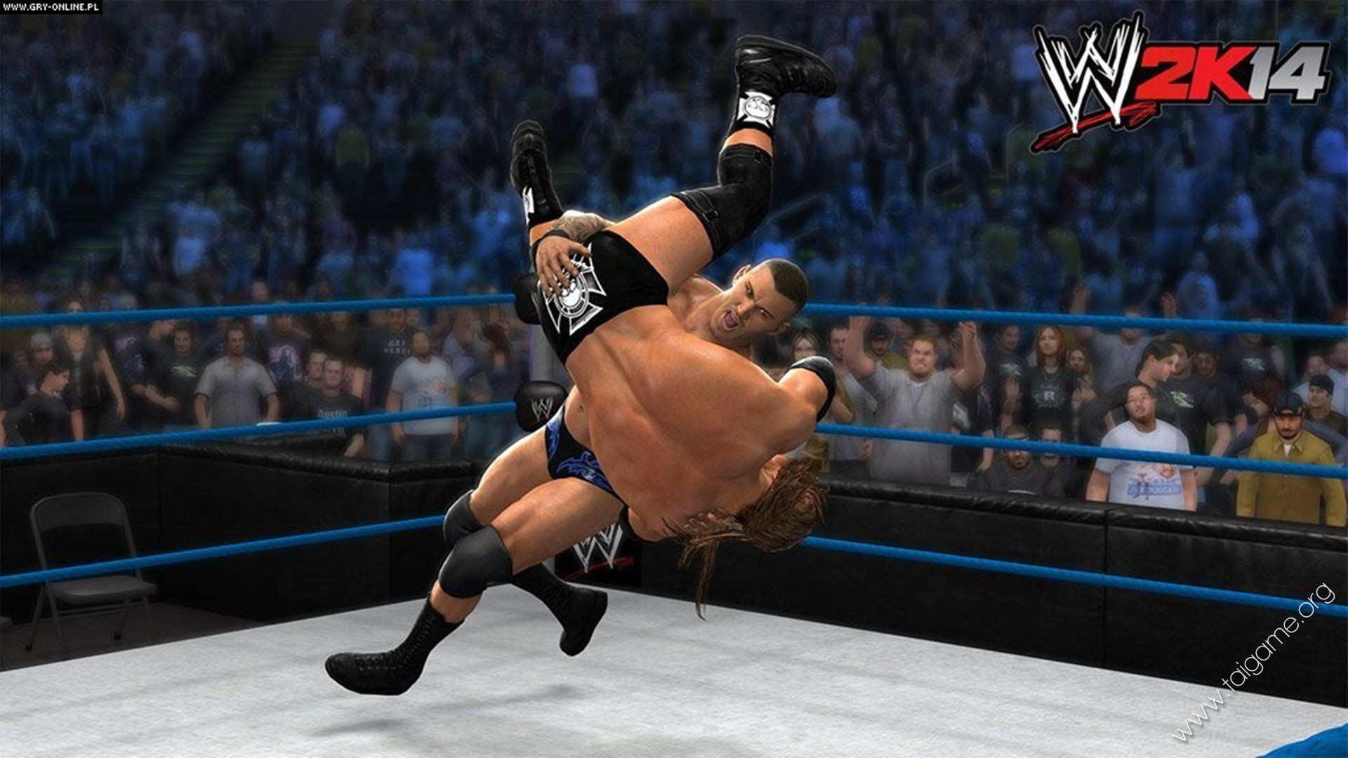 Play WWE Wrestling Games Online.