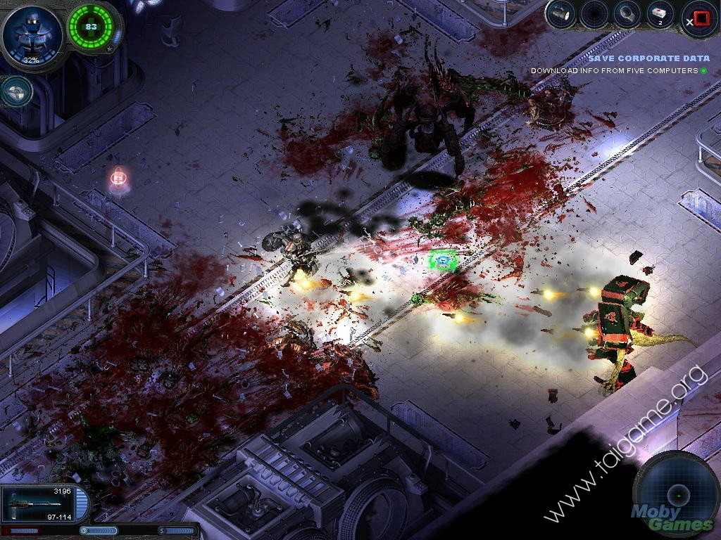 Alien Shooter: Vengeance Download (2006 Role playing Game)