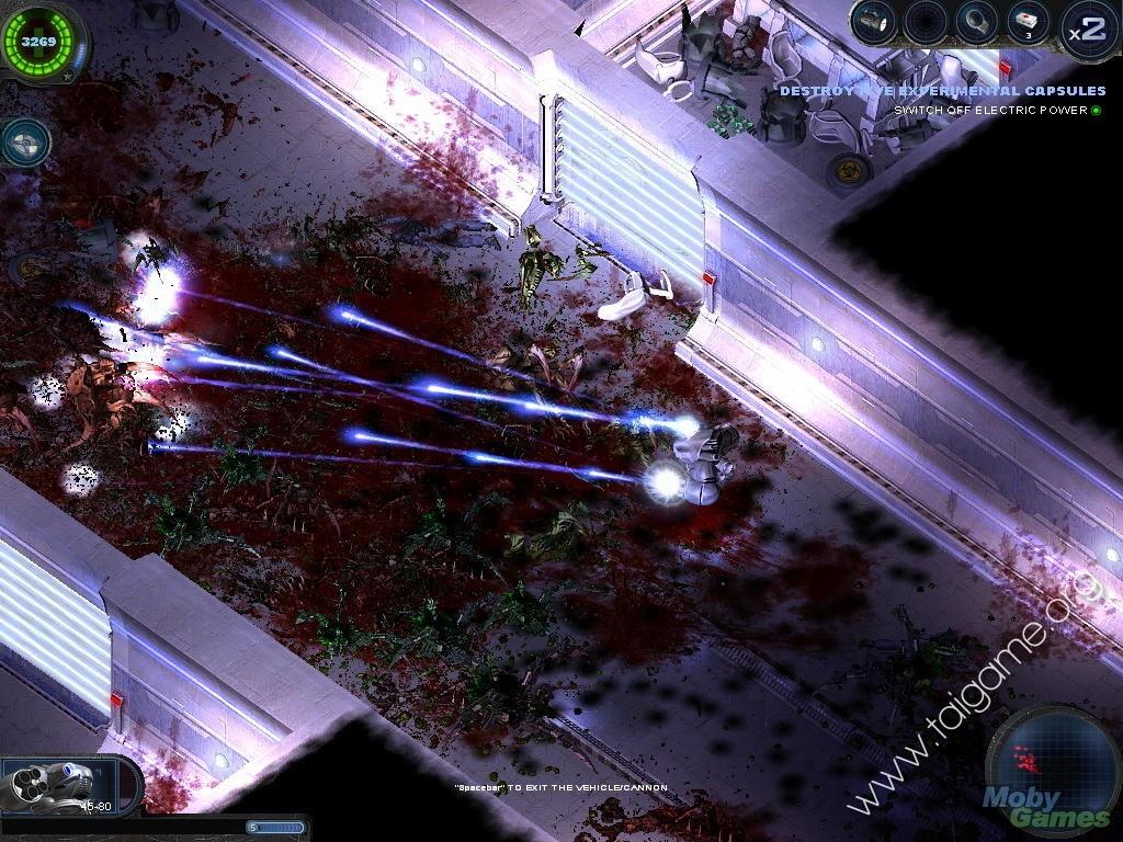 Game Alien Shooter 3 For Pc