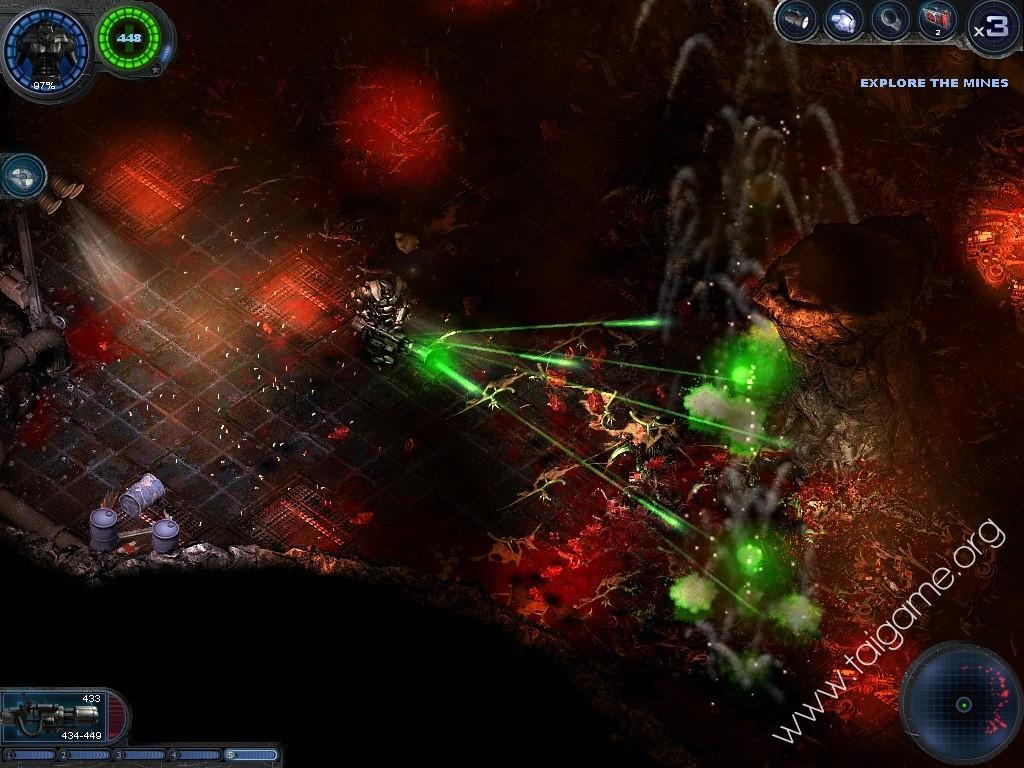 Скачать alien shooter vengeance