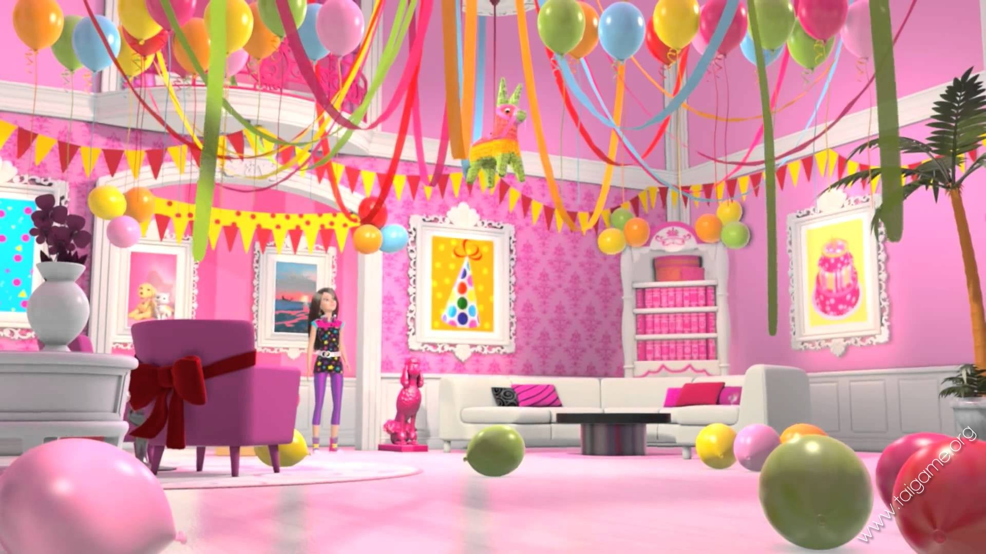 Barbie Dreamhouse Party Download Free Full Games