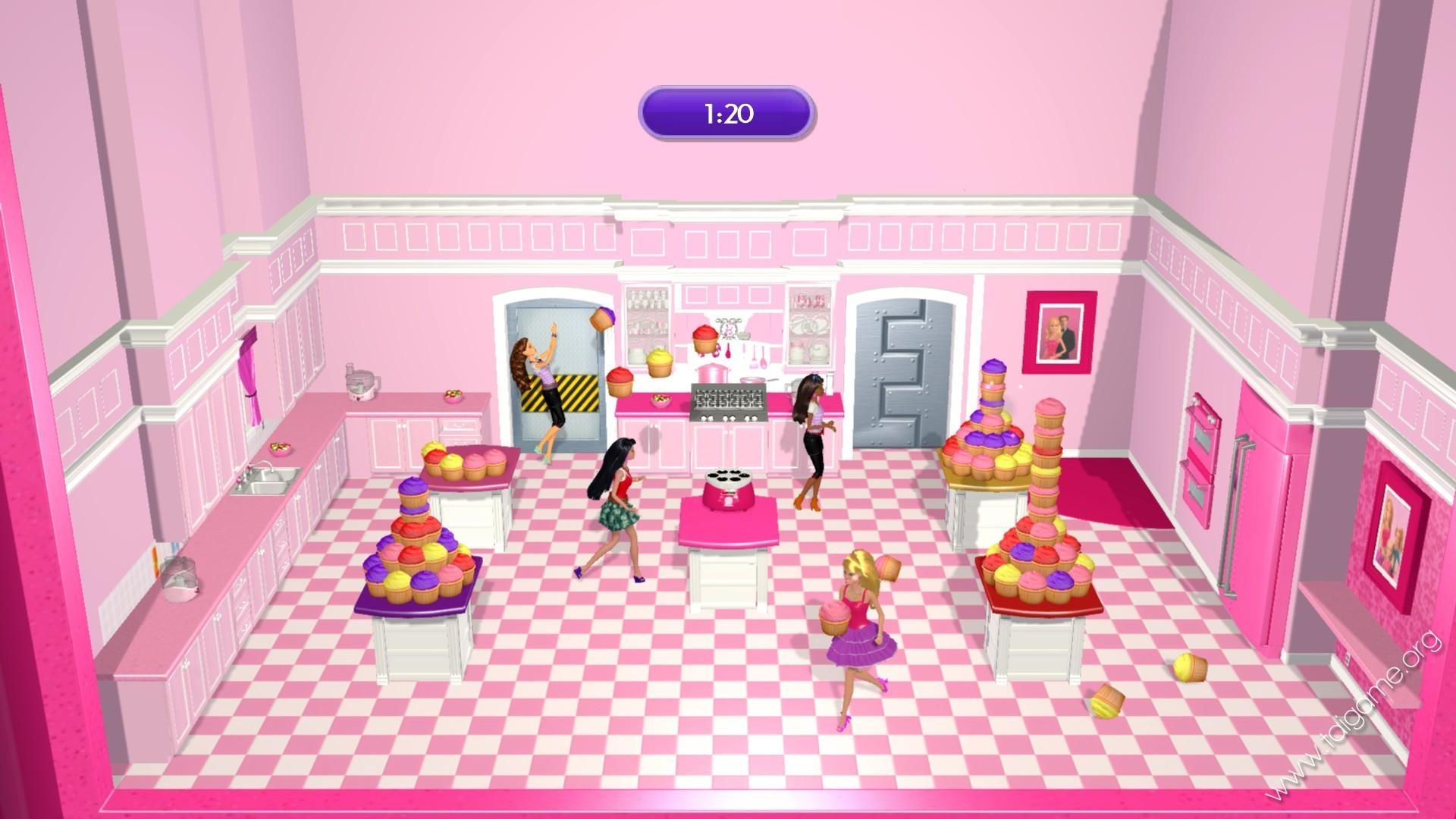 Barbie World Tour Games