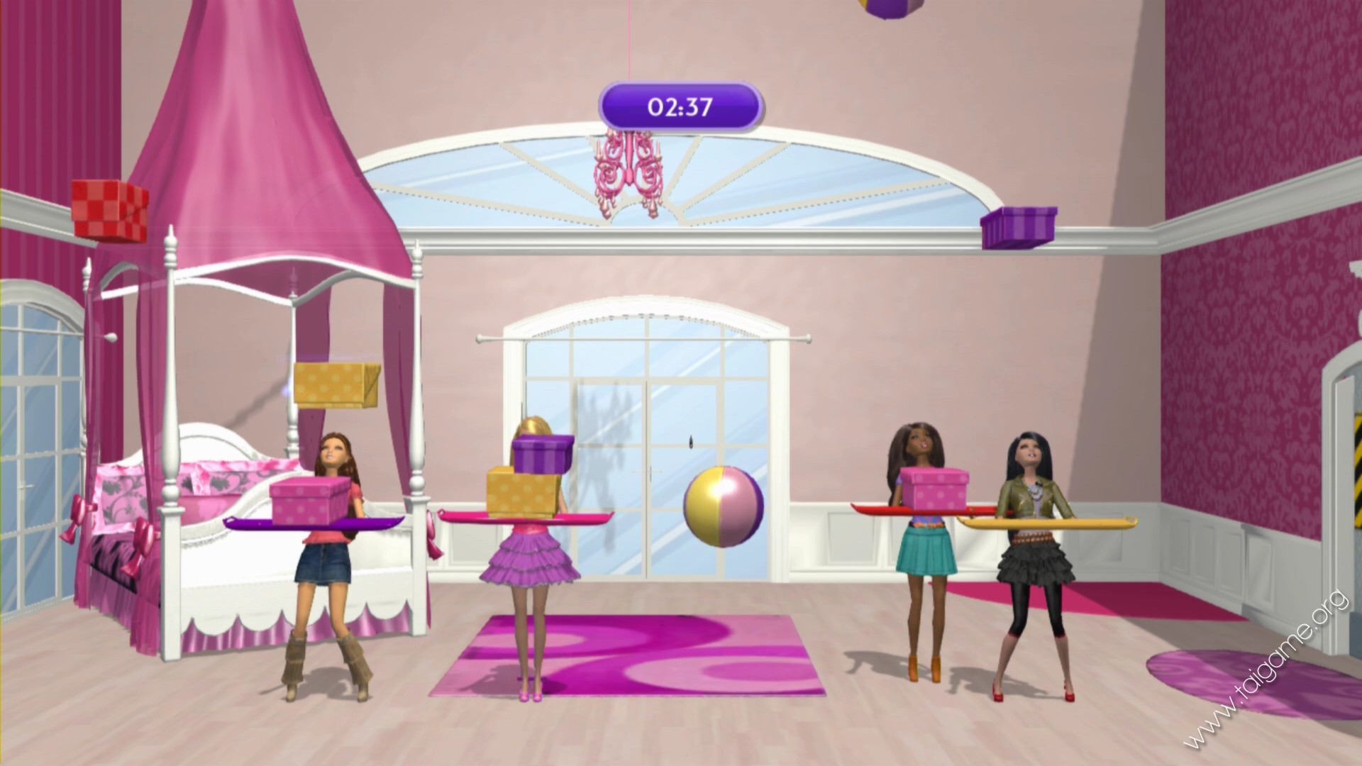 barbie house games dreamhouse free 10079