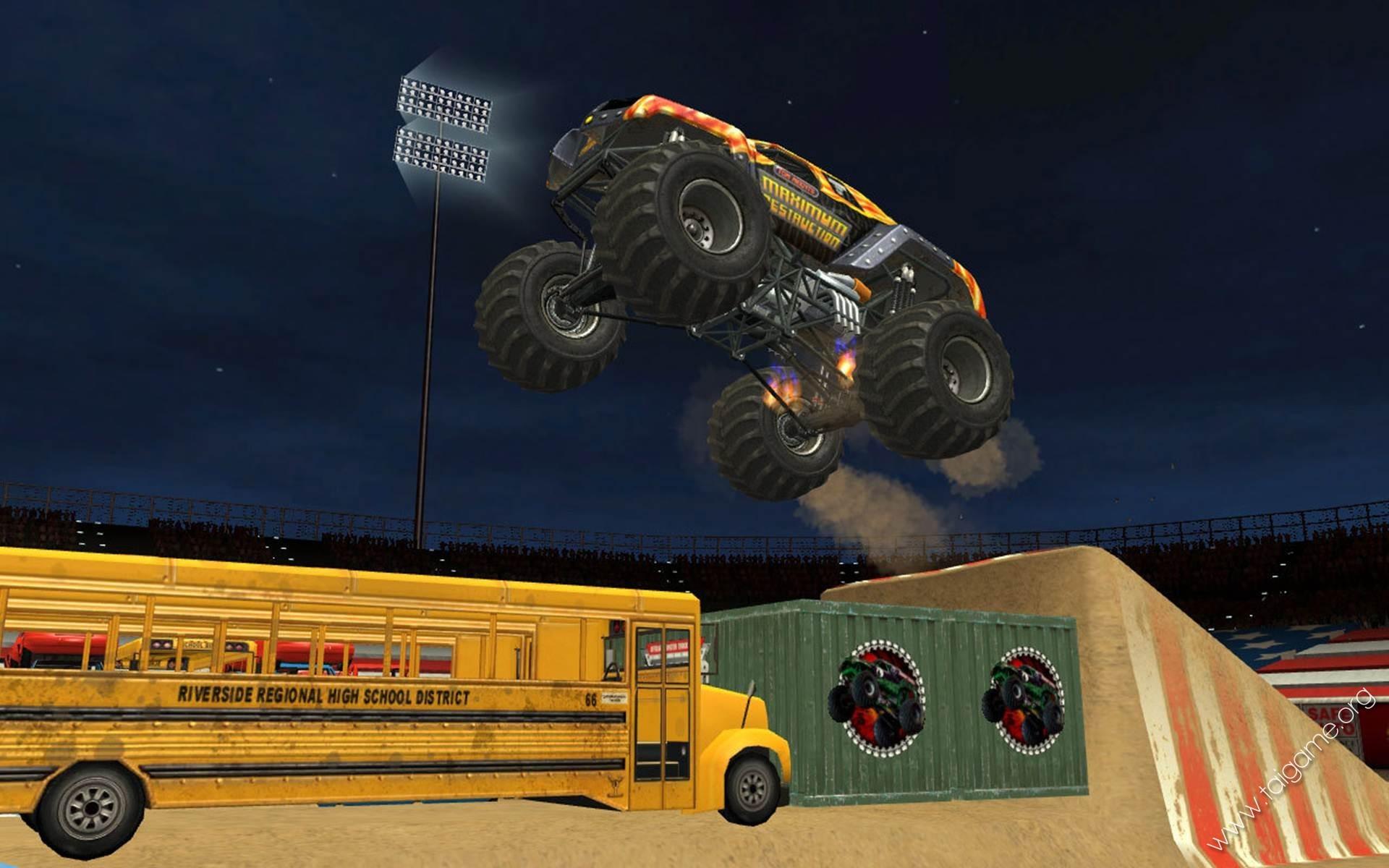 monster jam download free full games racing games. Black Bedroom Furniture Sets. Home Design Ideas