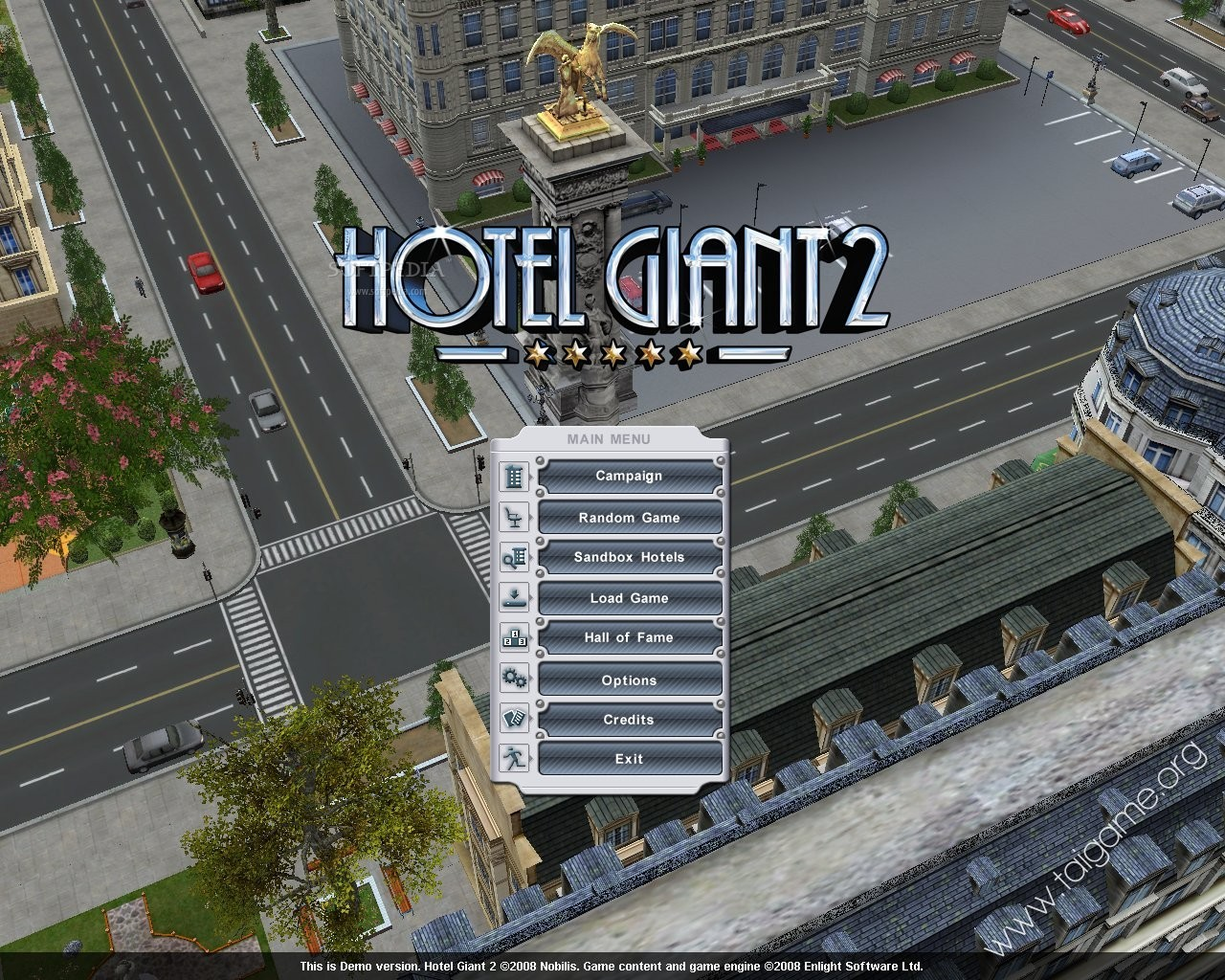 Hotel Giant 2 - Download Free Full Games