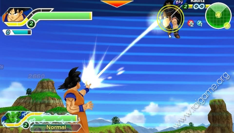 Unblocked Games Dragon Ball Z Fierce Fighting 2
