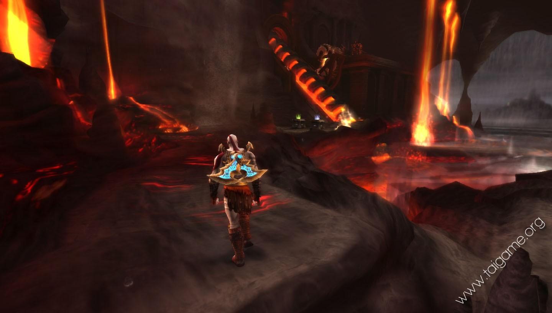 God Of War 3 Blade Of Olympus