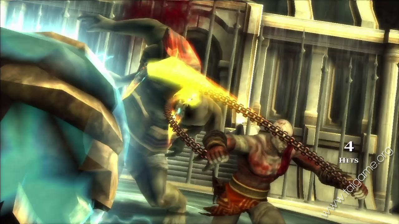 Kratos Brother Deimos God of War: Ghost of S...