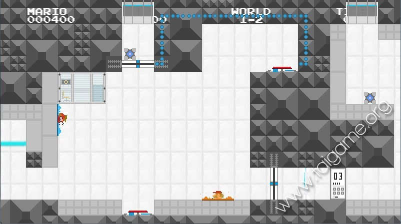 Mario portals download free full games arcade action for Portal flash level 9