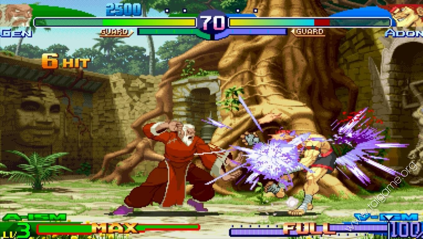 street fighter alpha 3 free download for android