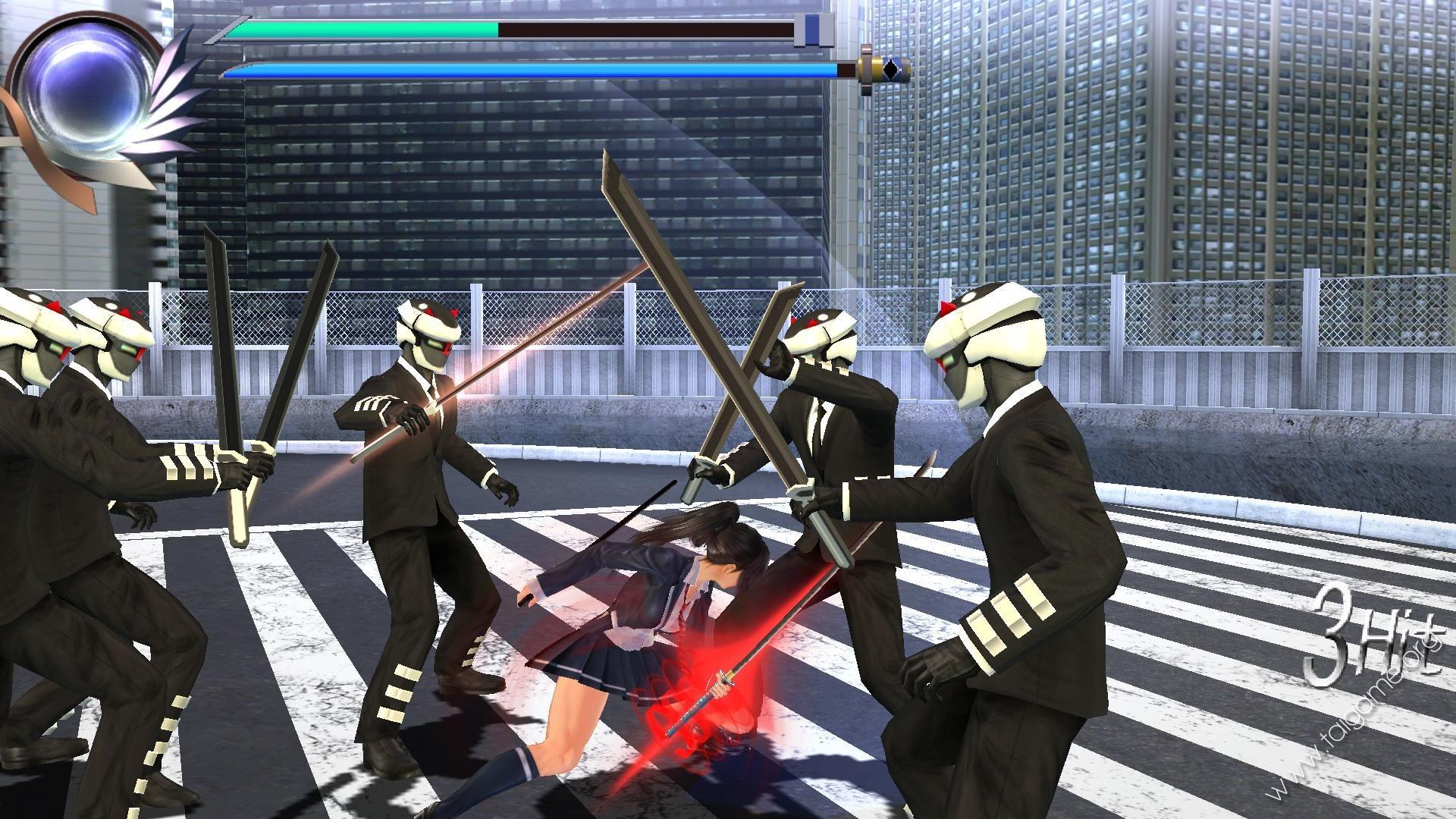 Mitsurugi Kamui Hikae (Linh Ma Kiếm đối đầu!) - Download ...