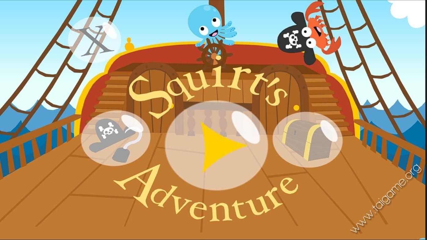 Squirt Adventures 21