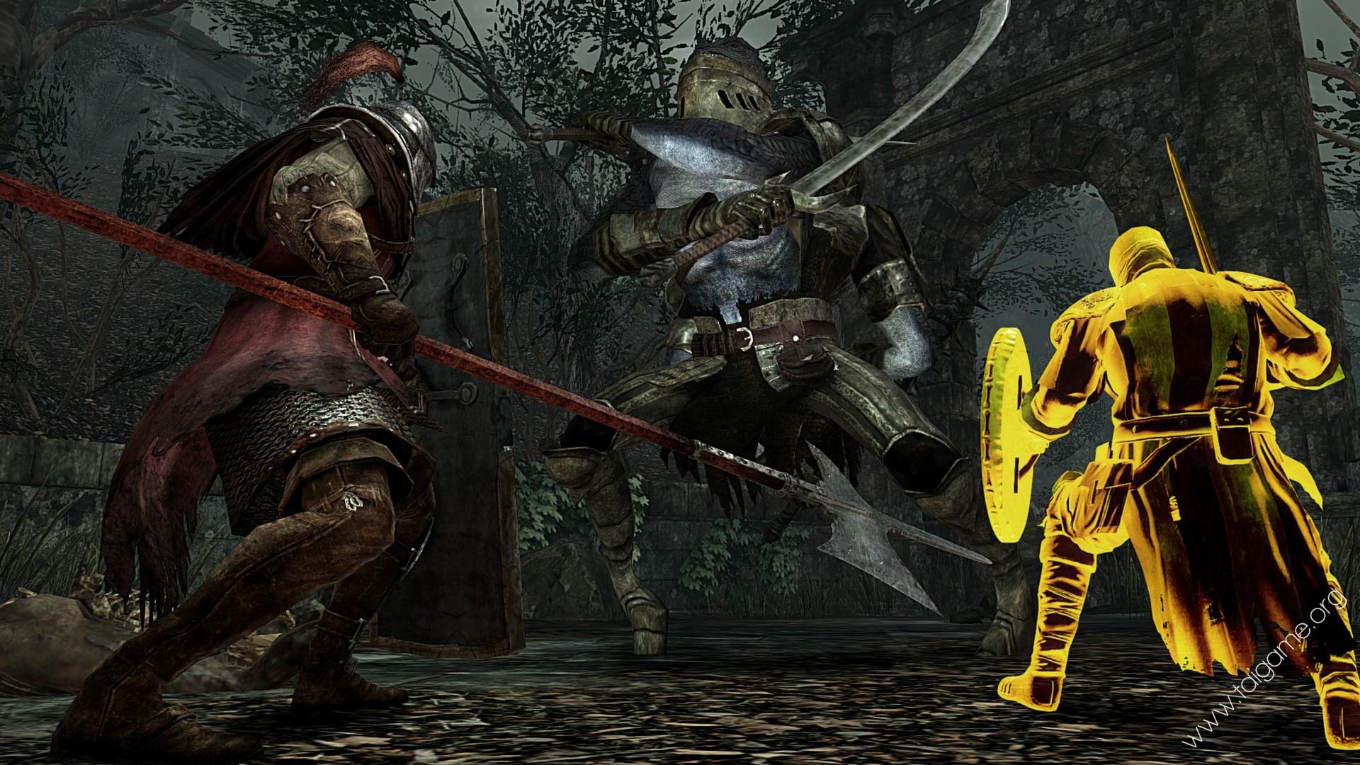Dark Souls Ii: Dark Souls II (Vượt Qua Cái Chết)
