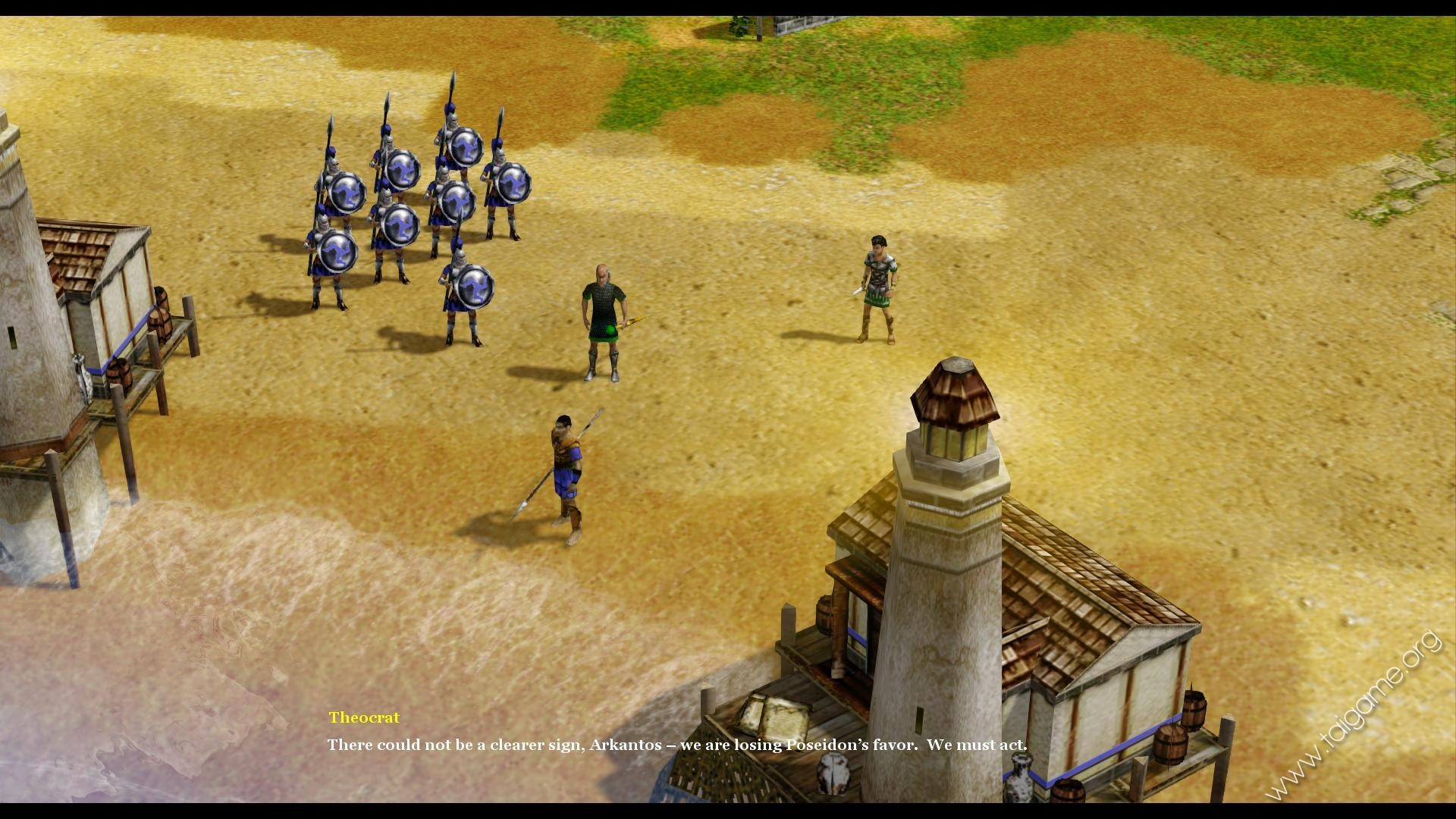 age of gods and mortals game