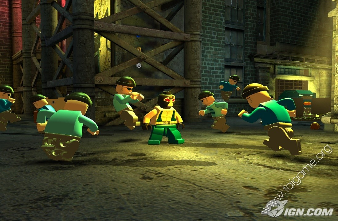 lego batman the videogame  download free full games