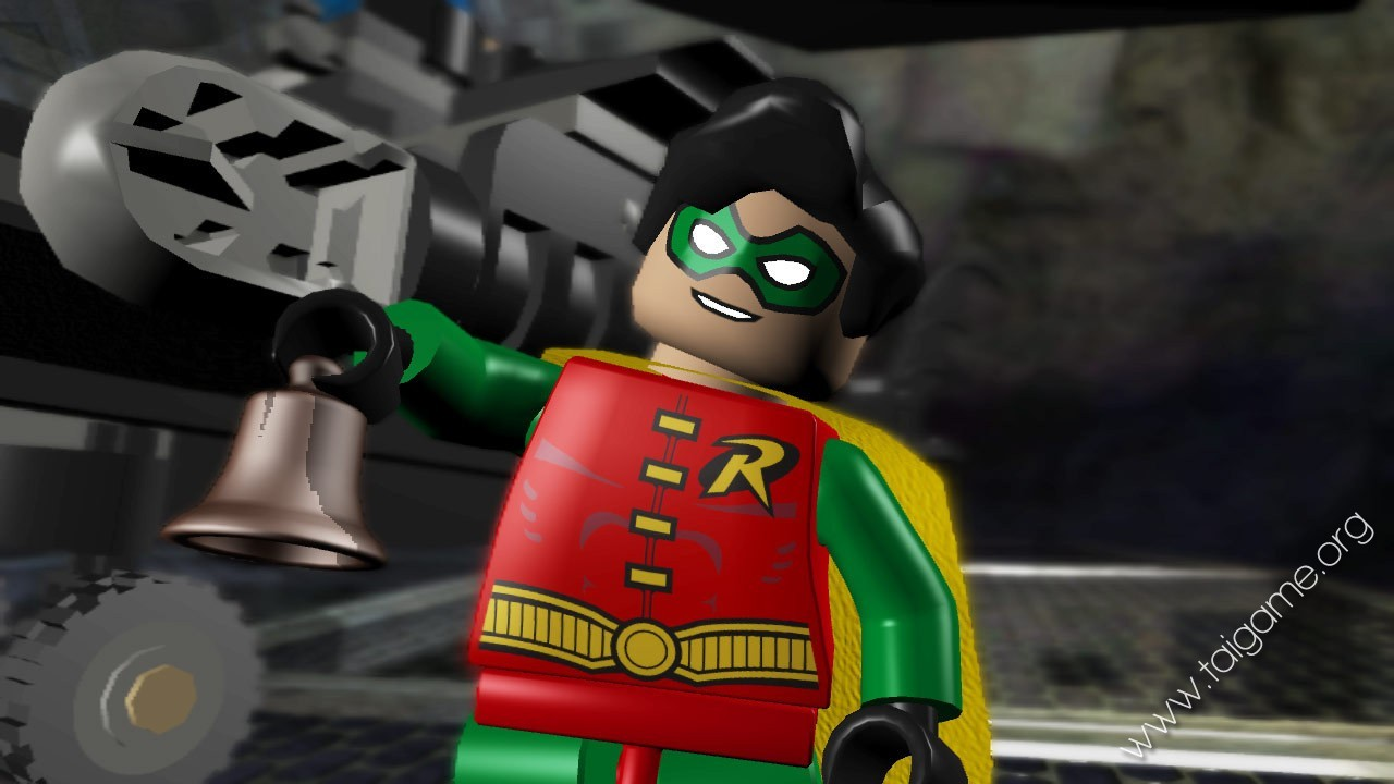 Lego Batman: The Videogame - Download Free Full Games ...
