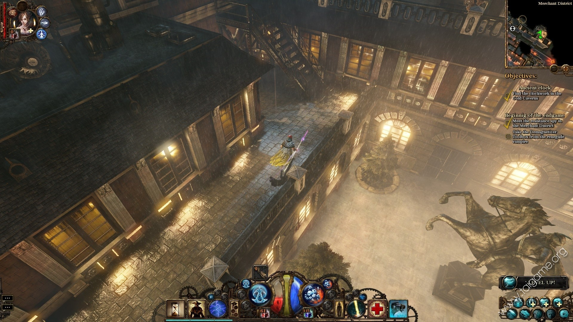 The Incredible Adventures of Van Helsing II 2014 pc game Img-3