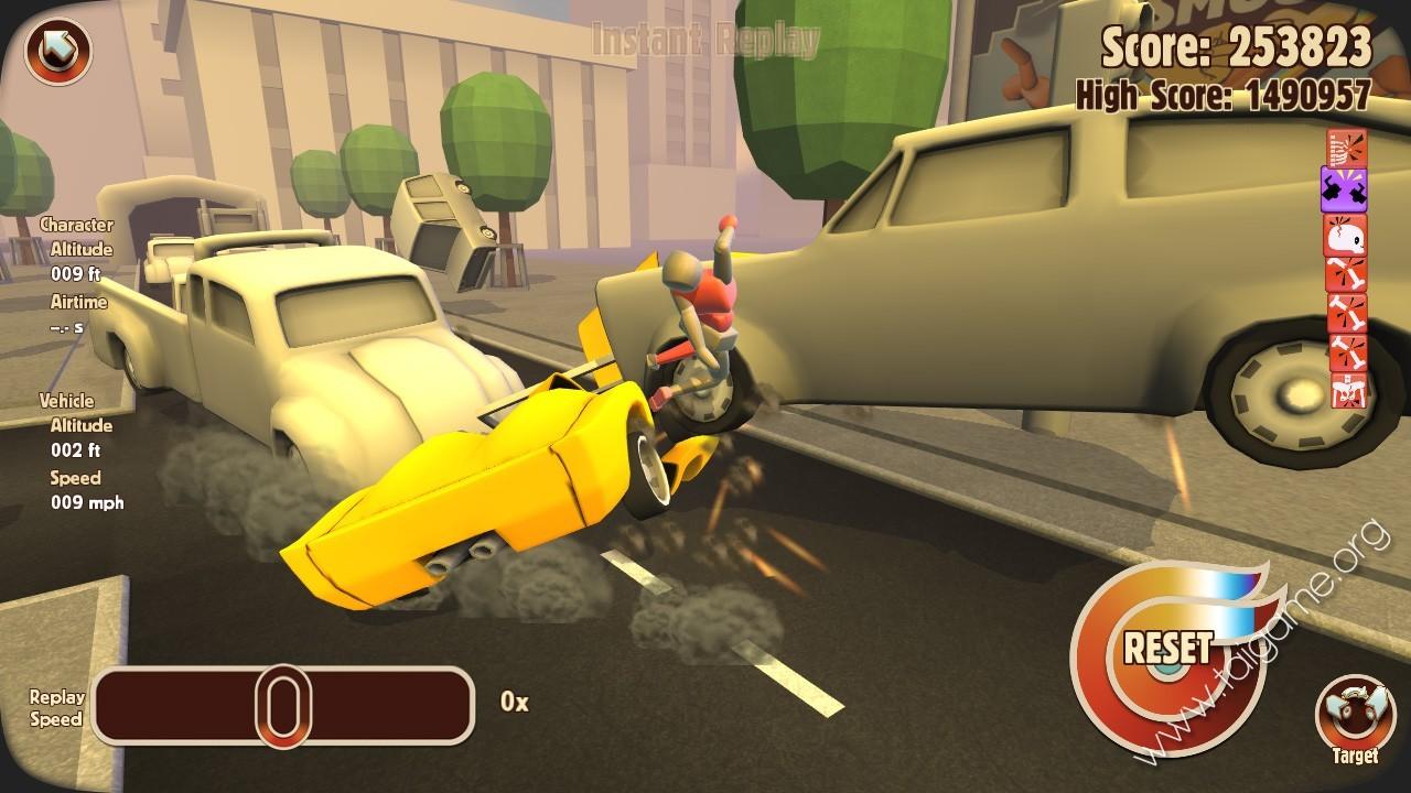 Turbo Dismount - Download Free Full Games | Simulation games