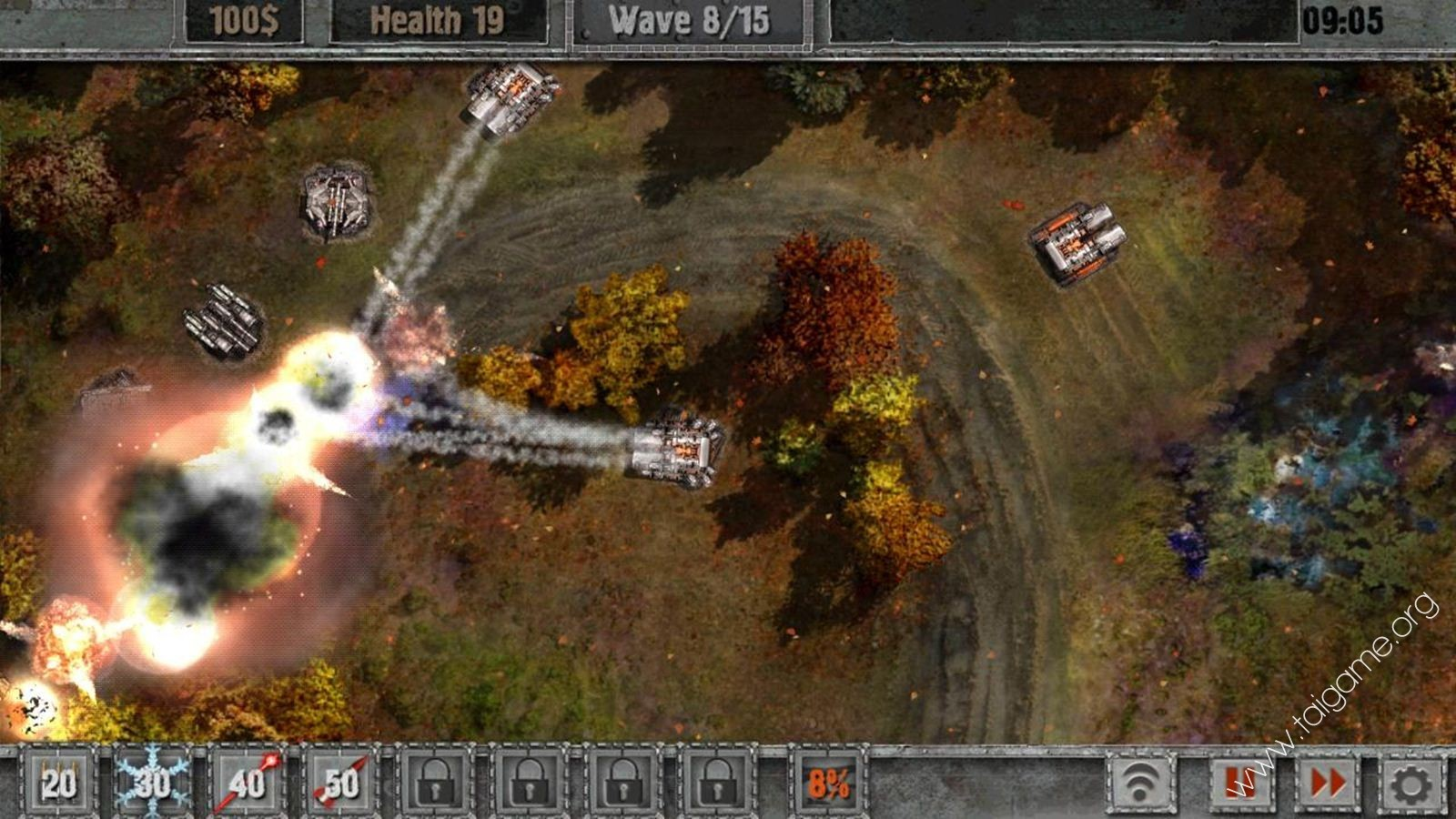 Defense Zone 2 - Download Free Full Games | Strategy games