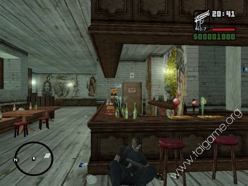 Gta long night zombies city arsal funmaza.