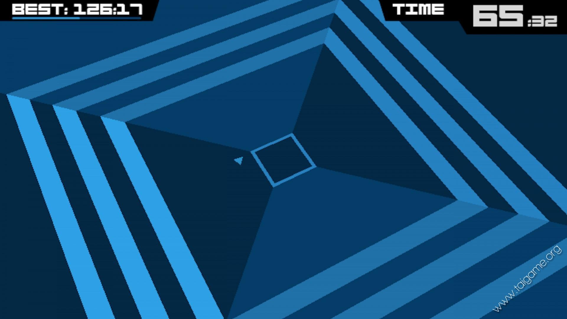 Super Hexagon Online