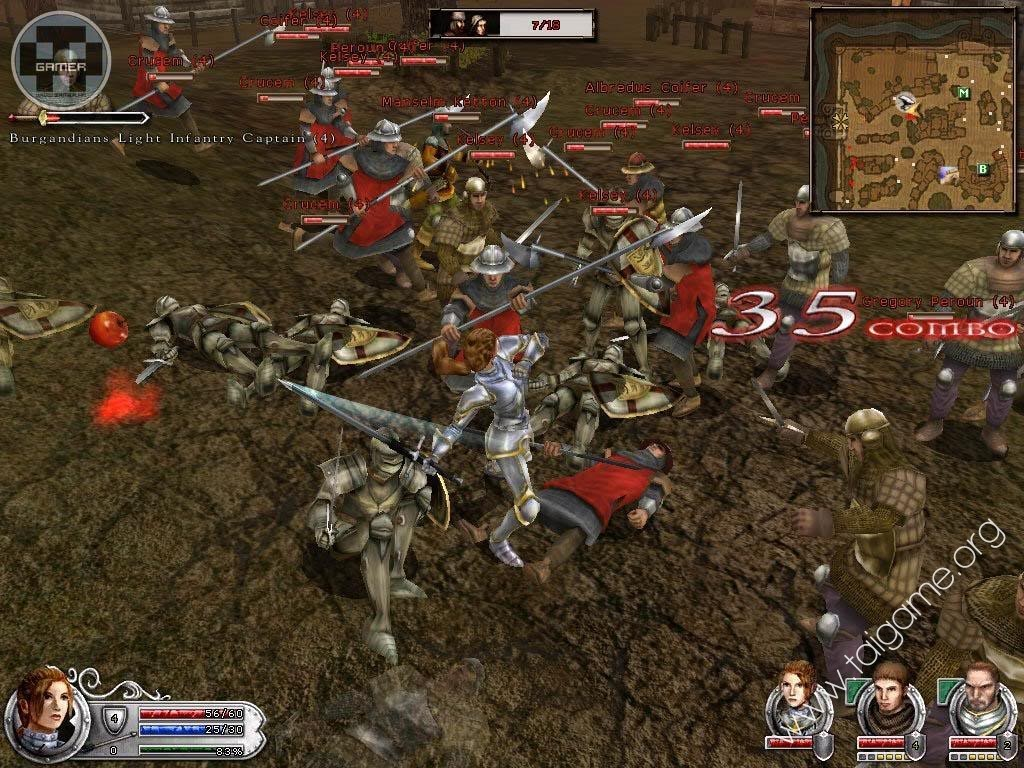 Joan of Arc de Enlight Software Wars-and-warriors-joan-of-arc-8