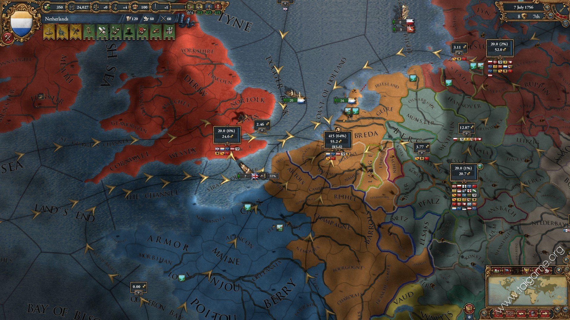 Strategium europa universalis 4