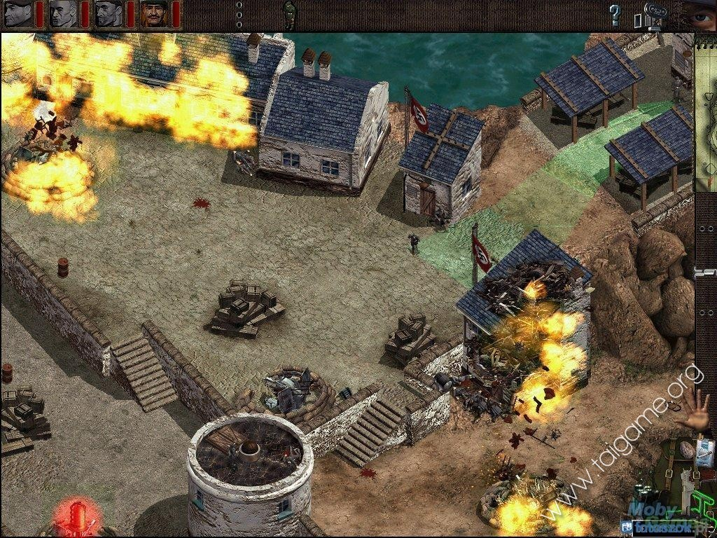 Download free Free Commandos 2 Game software - teamarm