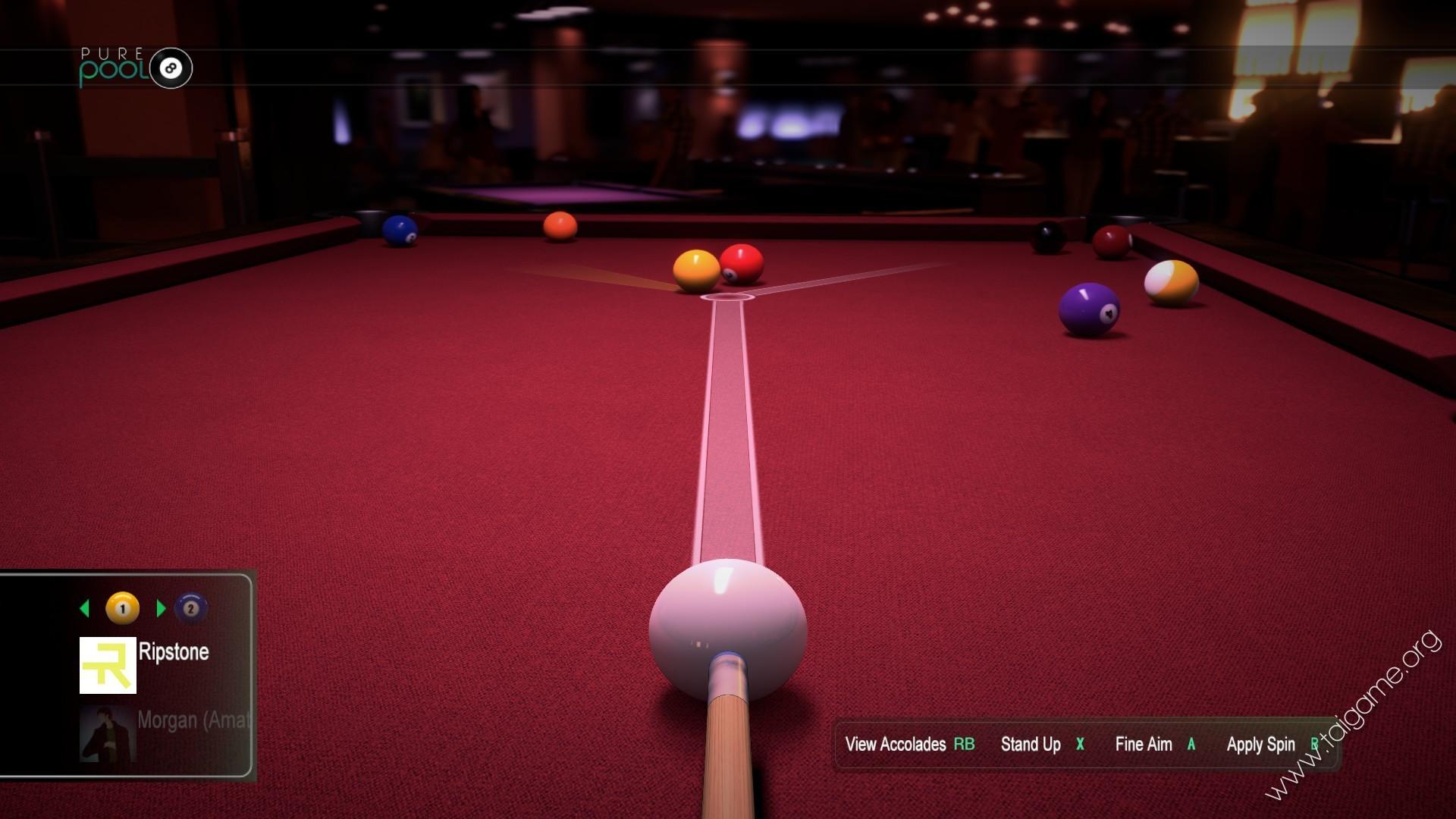 8 Ball Pool Multiplayer  Games at Miniclipcom