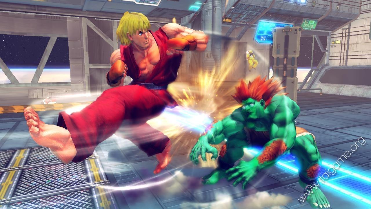 Ultra Street Fighter IV - Tai game | Download game Đối kháng