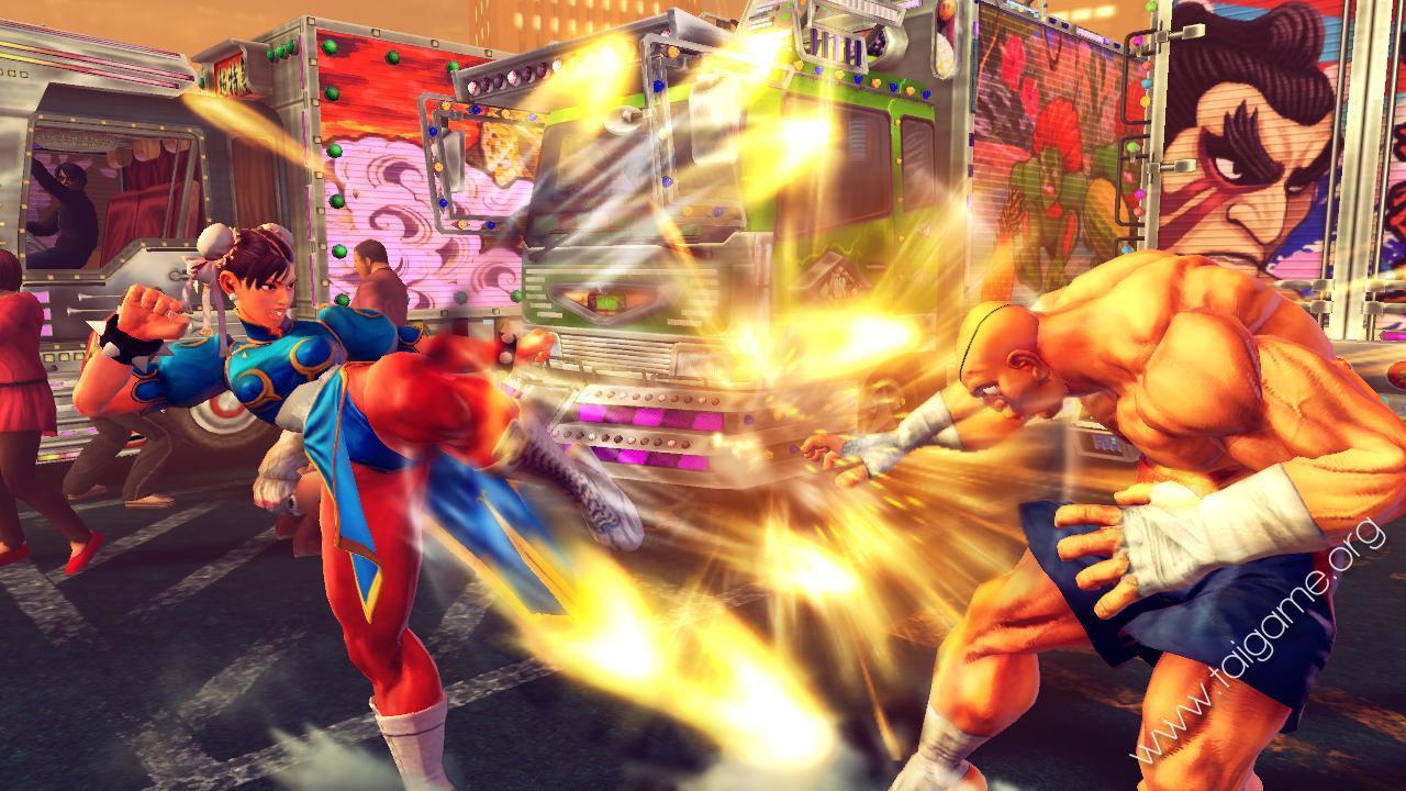 Ultra Street Fighter IV - Tai game   Download game Đối kháng