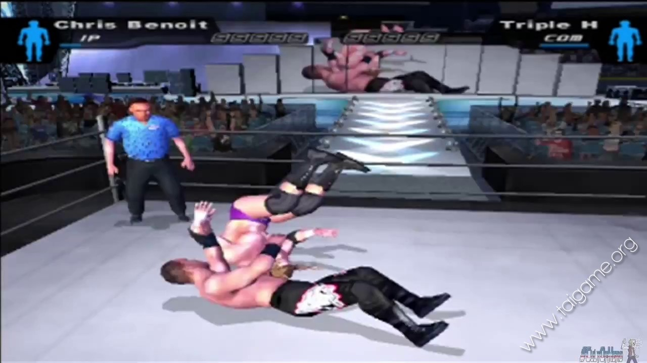 WWE SmackDown! Here Comes the Pain (Exciting Pro Wrestling 5) - Download Free Full Games ...