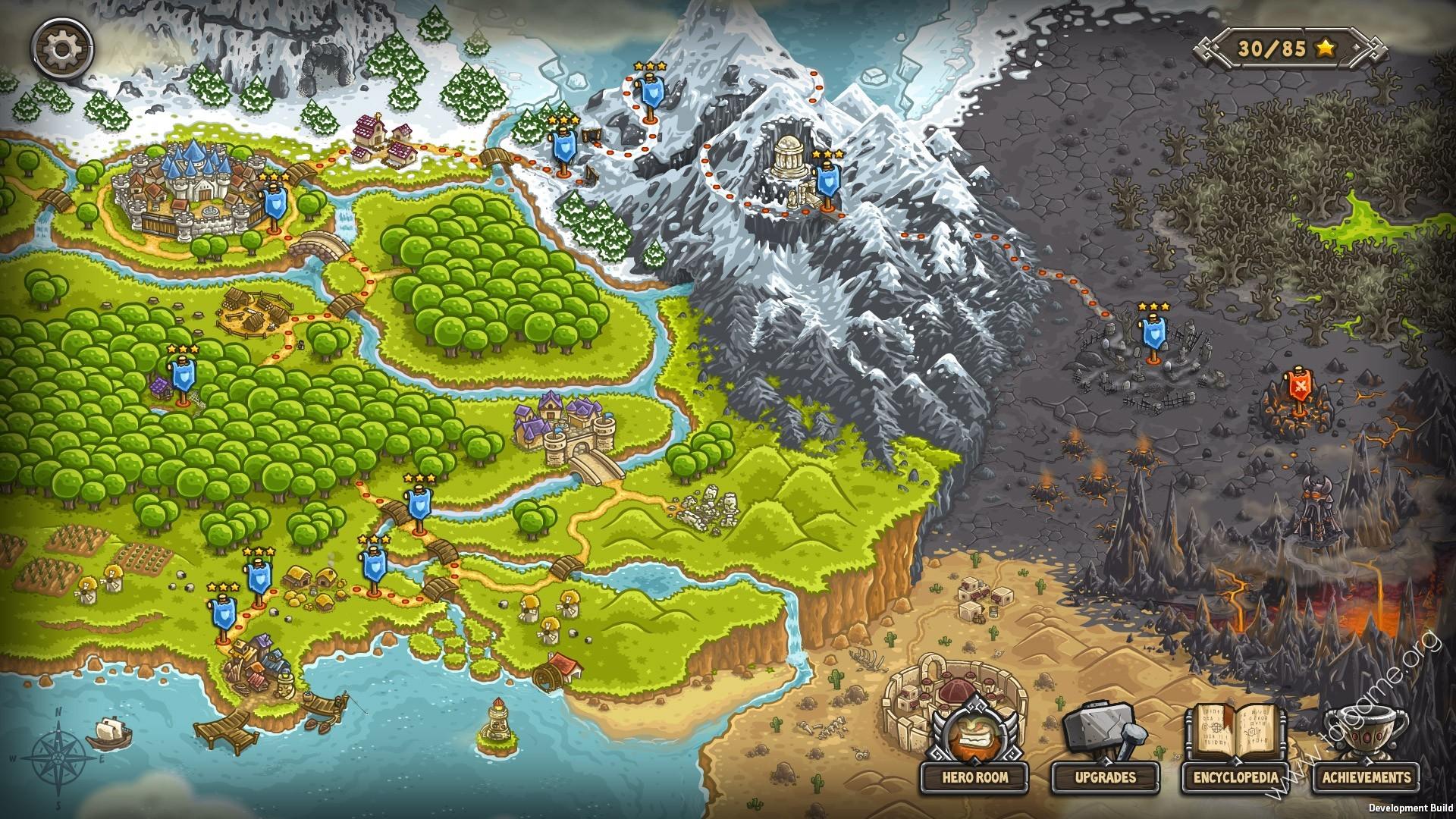 Kingdom rush frontiers download