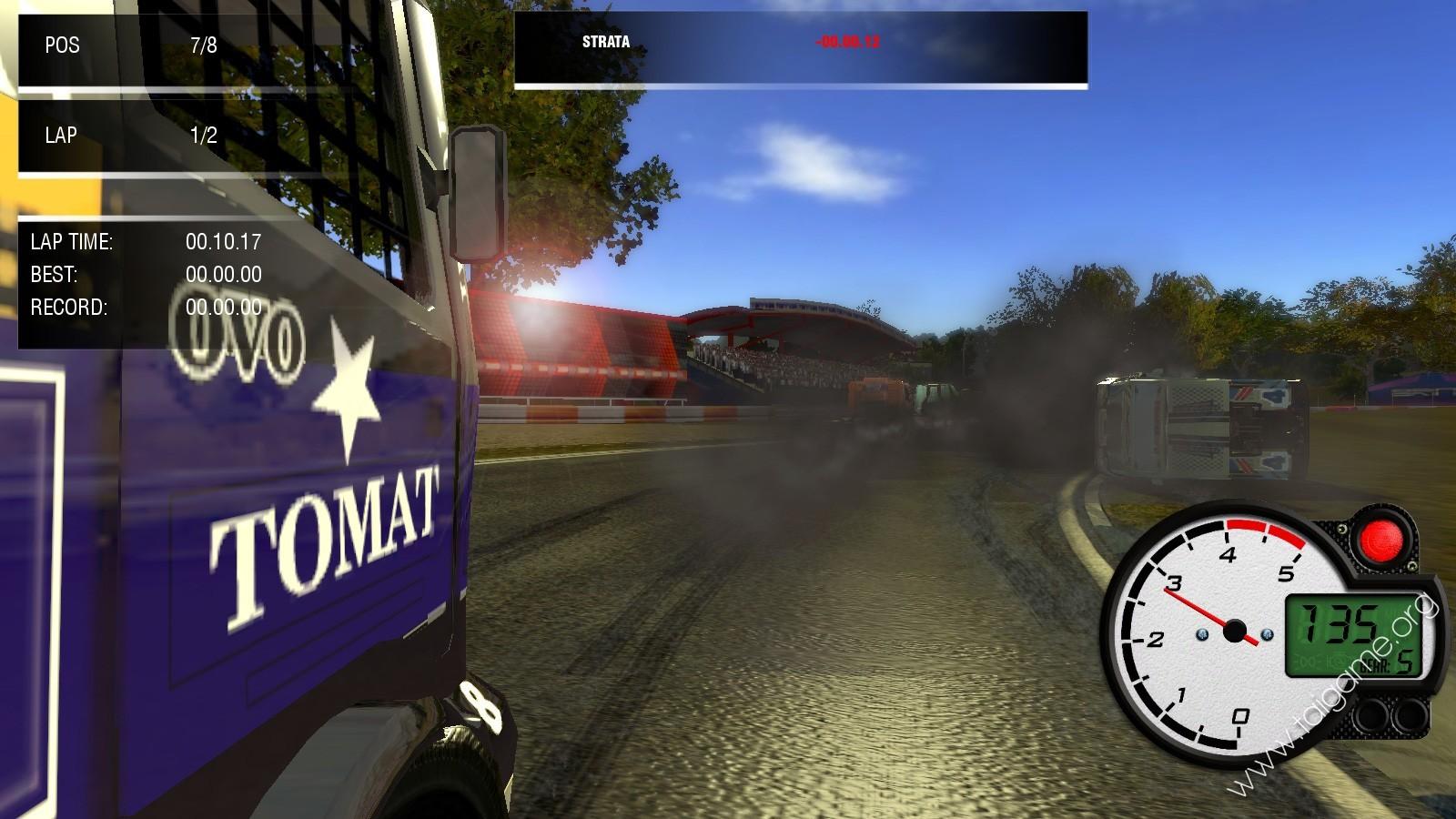 Real World Racing - Home page