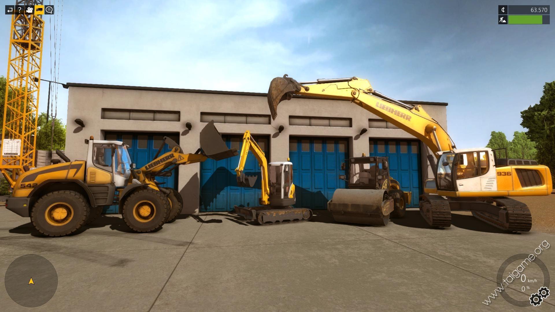 Construction simulator 2015 download free full games for Construction maison simulation