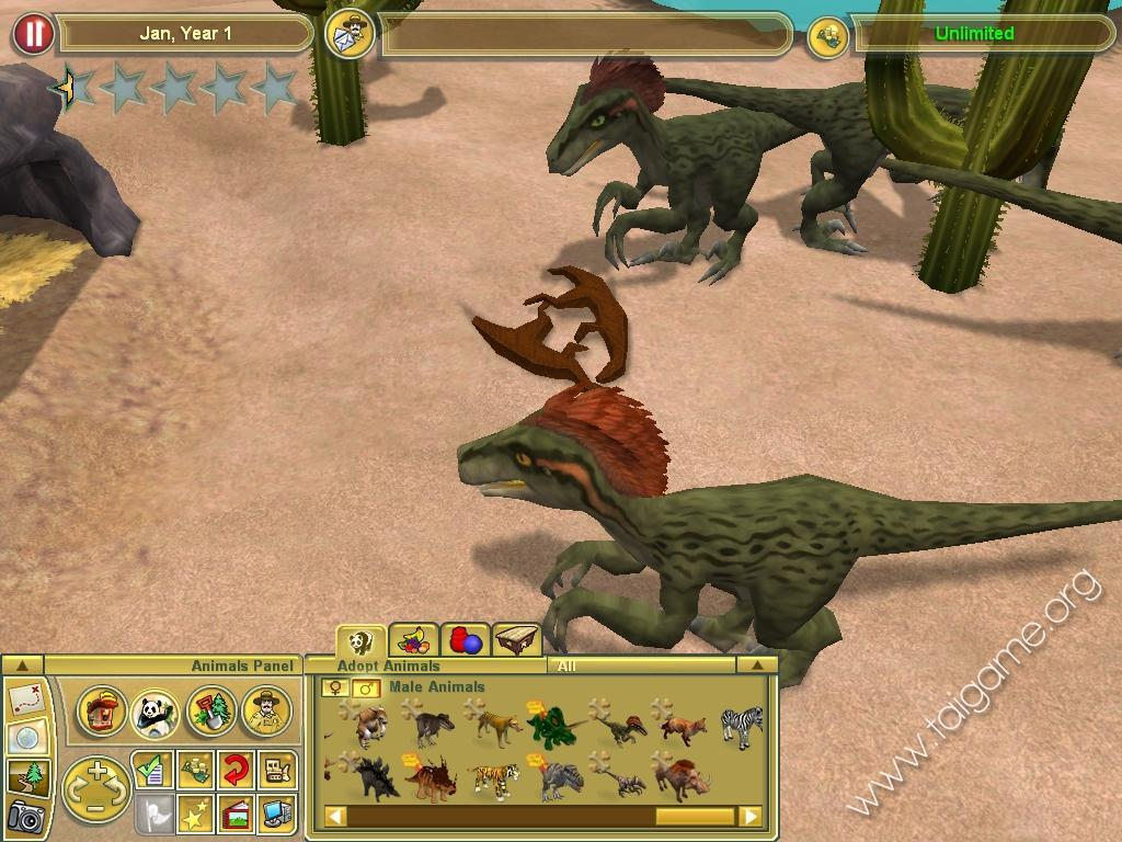 zoo tycoon 2 download pc game