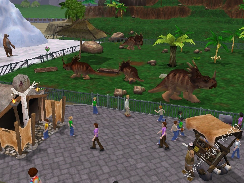 Zoo park pc game free download | freegamesdl.