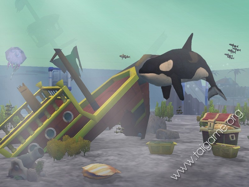game pc zoo tycoon marine mania full version