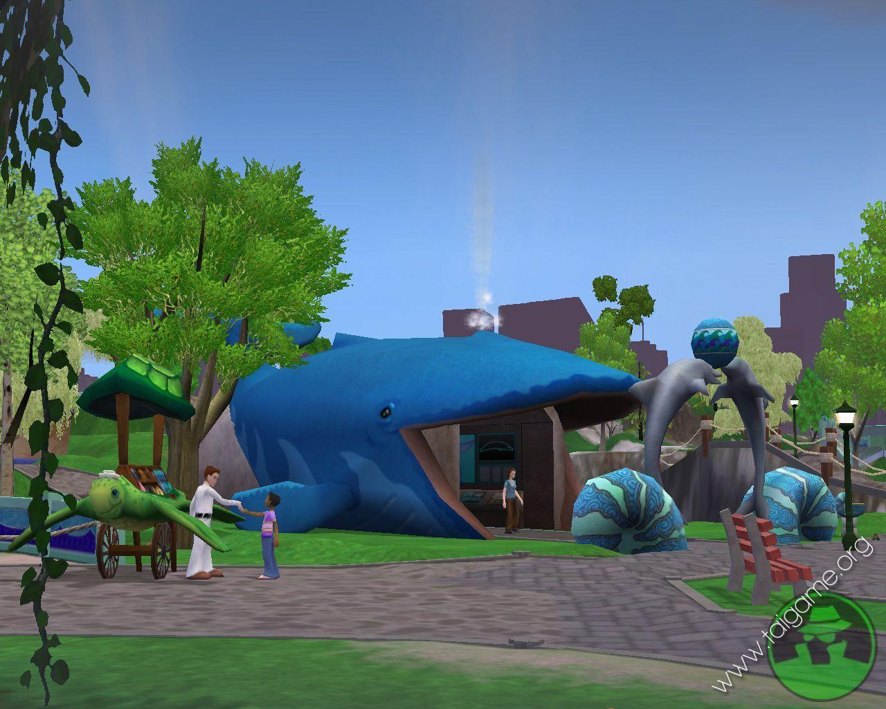 Zoo Tycoon 2: Marine Mania Demo free download - bestofile