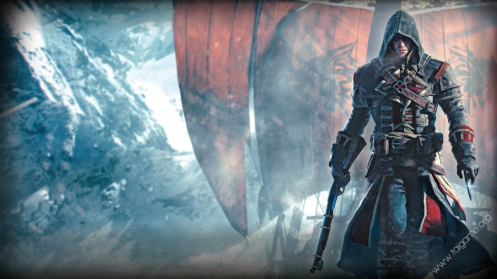 Assassins Creed Wallpaper 1080p: Assassin's Creed Rogue - Download Free Full Games