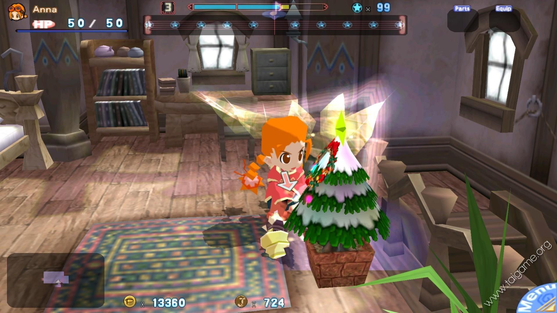 [PSP] Game Gurumin - A Monstrous Adventure