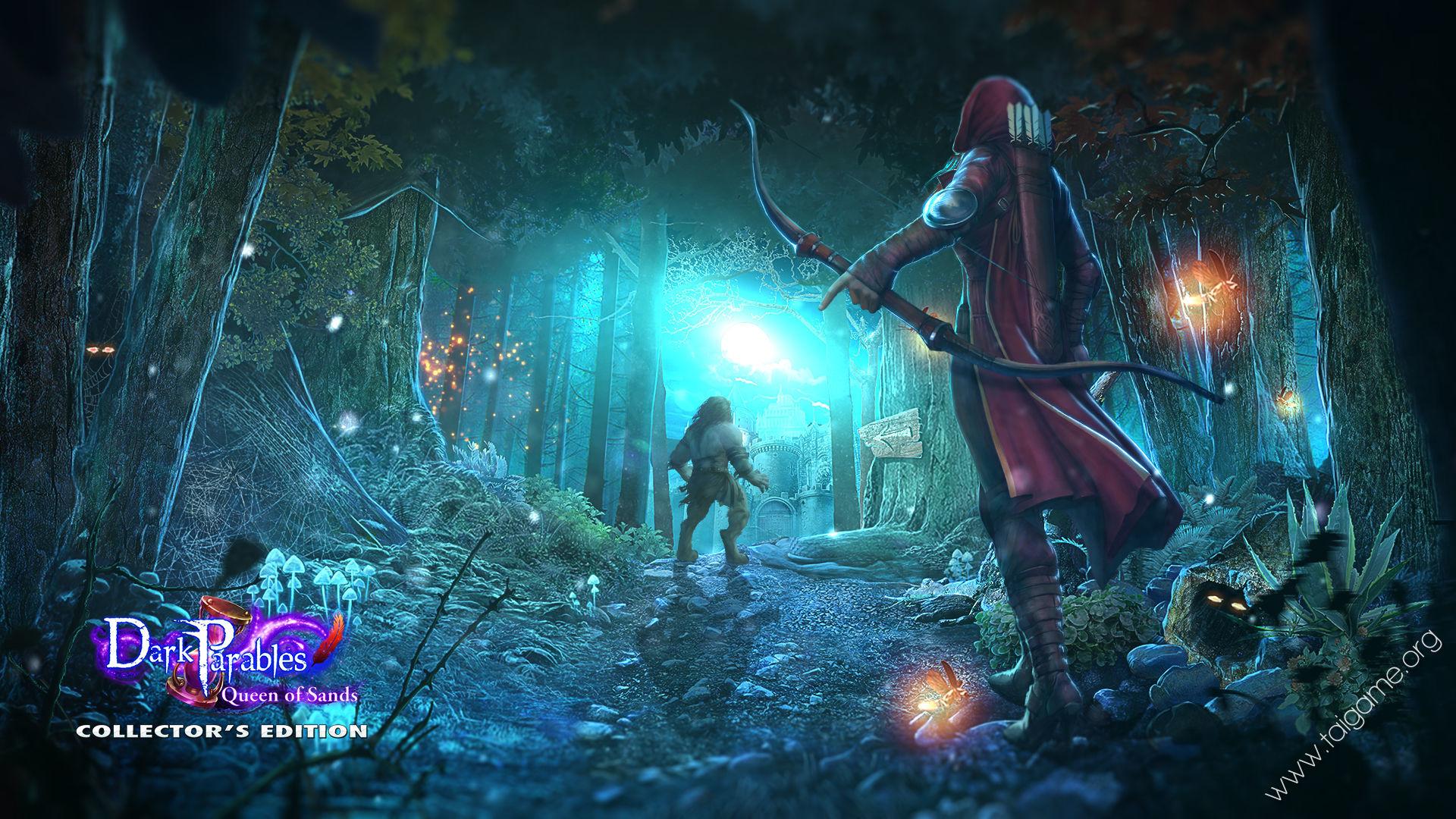 Dark Parables Games