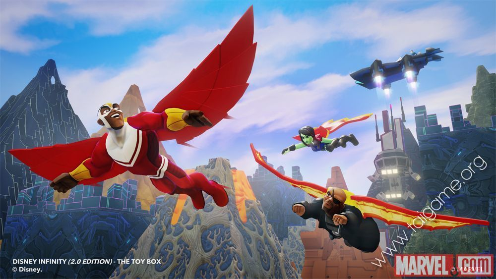 Disney Infinity 2 0: Marvel Super Heroes - Tai game | Download game