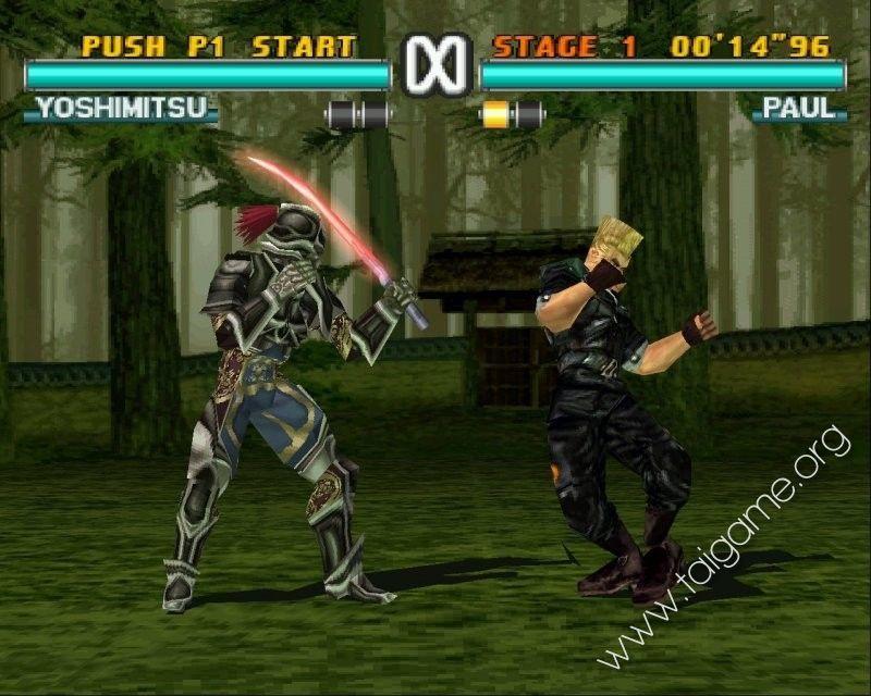 Punching people never felt as good as it did in tekken 3 when it finally arrived on playstation it felt even